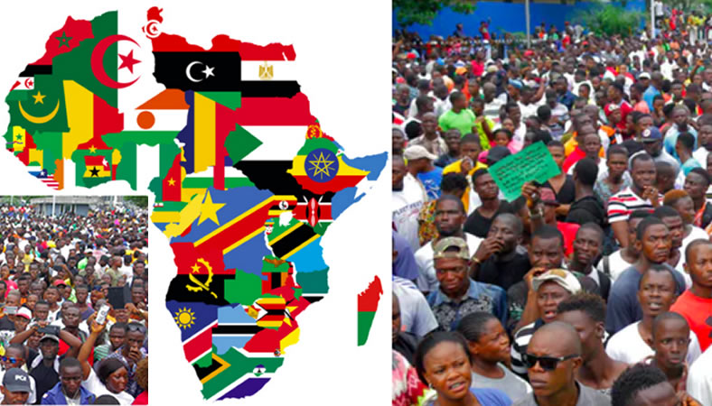 African youths have no hope to clench leadership in their countries for the foreseeable future.